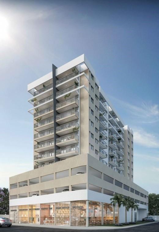 Fachada - Apartamento 1 quarto à venda Irajá, Rio de Janeiro - R$ 274.702 - II-5962-14267 - 1