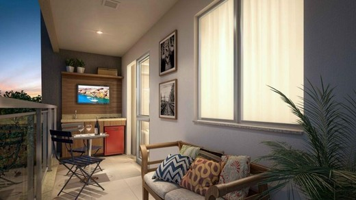 Varanda - Apartamento 1 quarto à venda Irajá, Rio de Janeiro - R$ 274.702 - II-5962-14267 - 6