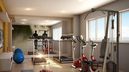 Fitness - Fachada - Now Smart Residence Irajá - 118 - 7