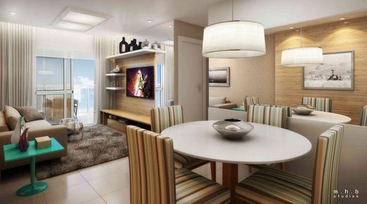 Living - Fachada - Araguaia Conception Residences - 117 - 2