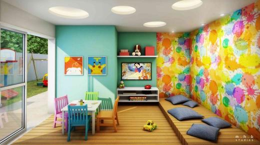 Espaco kids - Fachada - Araguaia Conception Residences - 117 - 7