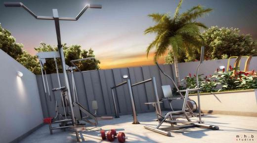 Fitness externo - Fachada - Araguaia Conception Residences - 176 - 9