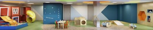 Espaco kids - Fachada - Helbor My Square - 645 - 5