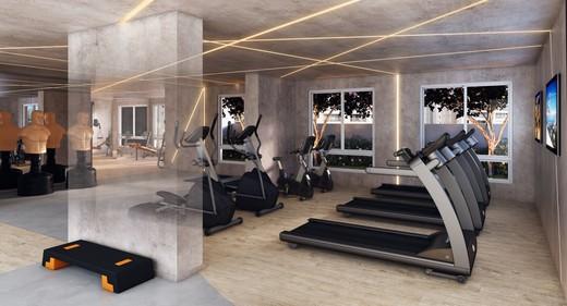 Fitness - Fachada - Helbor My Square - 645 - 3