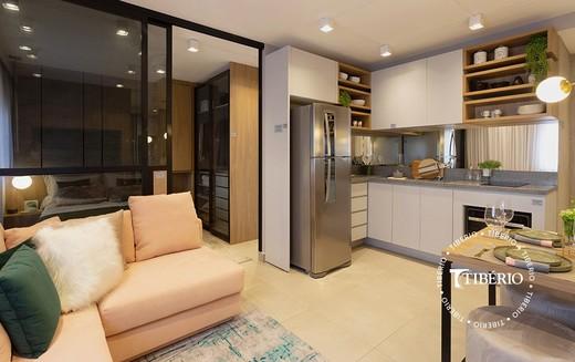 Cozinha - Studio à venda Rua Doutor Nicolau de Souza Queirós,Vila Mariana, São Paulo - R$ 364.000 - II-5970-14289 - 5