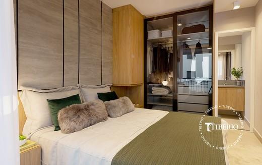 Dormitorio - Studio à venda Rua Doutor Nicolau de Souza Queirós,Vila Mariana, São Paulo - R$ 364.000 - II-5970-14289 - 6