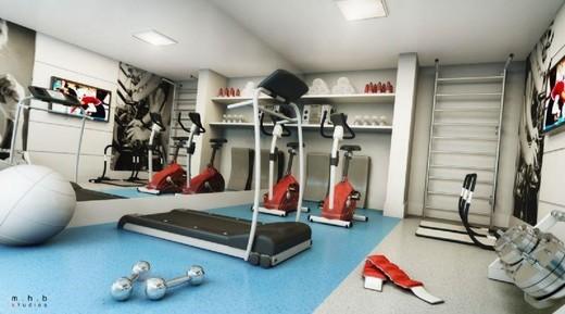 Fitness - Fachada - Perfetto Residenze Esclusive - 120 - 6