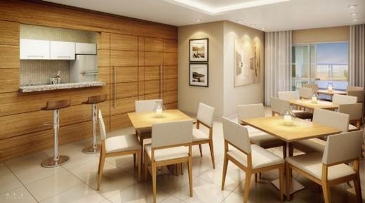 Espaco gourmet - Fachada - Perfetto Residenze Esclusive - 120 - 7