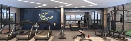 Fitness - Studio à venda Rua Engenheiro Bianor,Butantã, Zona Oeste,São Paulo - R$ 321.339 - II-5967-14281 - 9