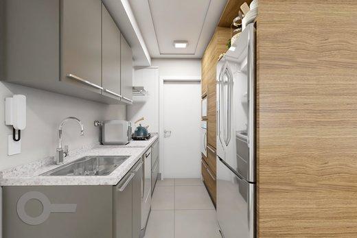 Cozinha - Apartamento 2 quartos à venda Vila Madalena, São Paulo - R$ 1.347.000 - II-5975-14298 - 4