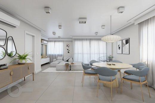 Living - Apartamento 2 quartos à venda Vila Madalena, São Paulo - R$ 1.347.000 - II-5975-14298 - 5