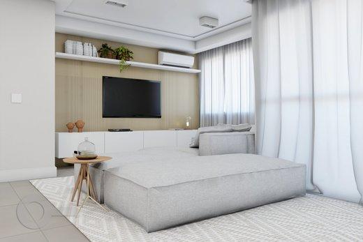 Living - Apartamento 2 quartos à venda Vila Madalena, São Paulo - R$ 1.347.000 - II-5975-14298 - 6