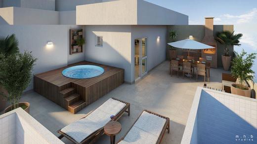 Cobertura - Fachada - Now Smart Residence Cachambi - 126 - 3