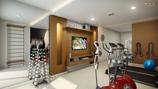Fitness - Fachada - Now Smart Residence Cachambi - 121 - 5