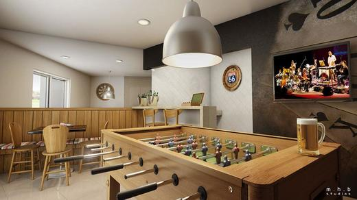Salao de jogos - Fachada - Now Smart Residence Cachambi - 126 - 8