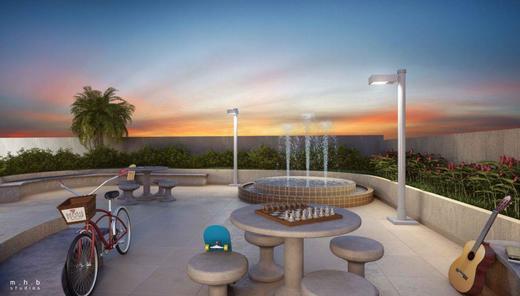 Praca - Fachada - Now Smart Residence Cachambi - 126 - 13