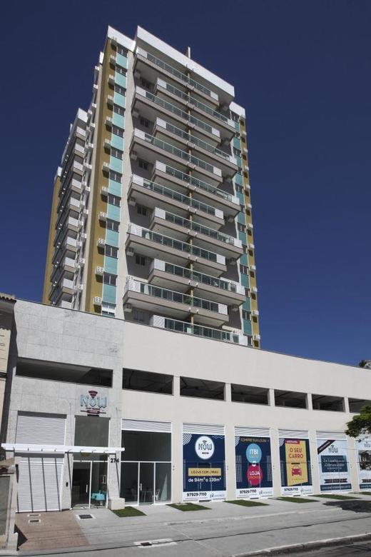 Fachada - Fachada - Now Smart Residence Cachambi - Lojas - 122 - 1