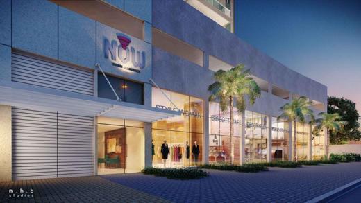 Acesso lojas - Fachada - Now Smart Residence Cachambi - Lojas - 122 - 2