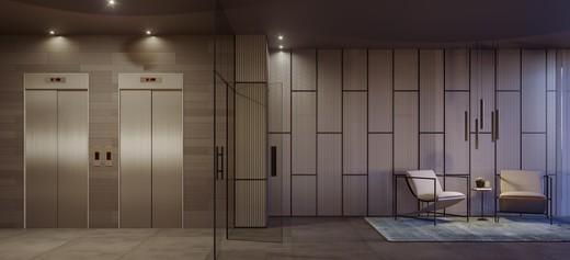 Hall - Studio 1 quarto à venda Centro, Rio de Janeiro - R$ 467.600 - II-6006-14346 - 4