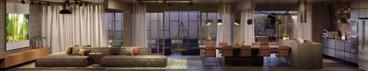 Living - Studio 1 quarto à venda Centro, Rio de Janeiro - R$ 467.600 - II-6006-14346 - 6
