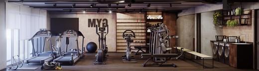 Fitness - Studio 1 quarto à venda Centro, Rio de Janeiro - R$ 467.600 - II-6006-14346 - 10