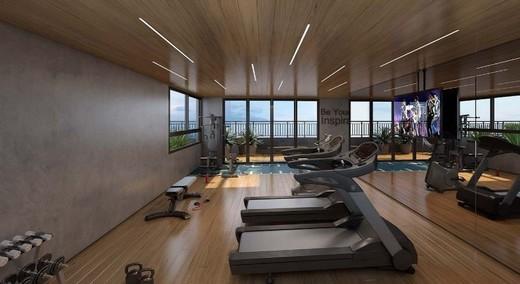 Fitness - Apartamento 1 quarto à venda Vila Madalena, São Paulo - R$ 377.834 - II-6009-14350 - 9