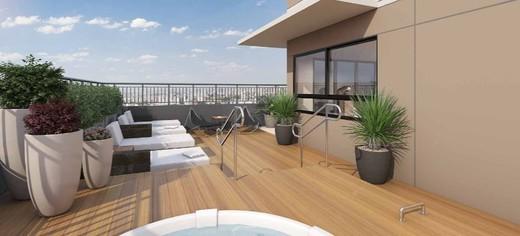 Terraco - Apartamento 1 quarto à venda Vila Madalena, São Paulo - R$ 377.834 - II-6009-14350 - 15