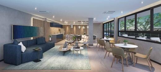 Salao de festas - Apartamento 1 quarto à venda Vila Madalena, São Paulo - R$ 377.834 - II-6009-14350 - 11