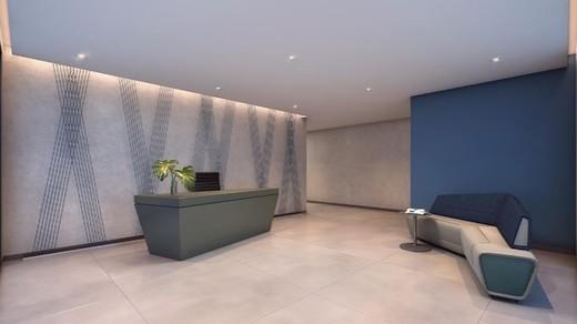 Hall - Apartamento 1 quarto à venda Vila Madalena, São Paulo - R$ 377.834 - II-6009-14350 - 5