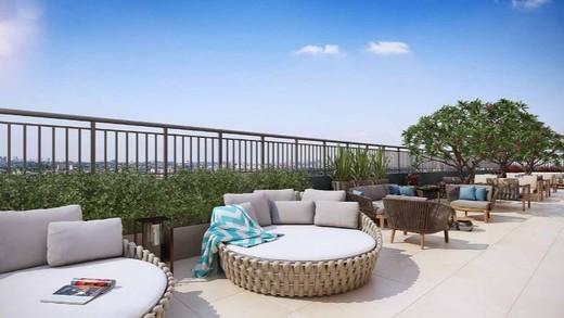 Terraco - Apartamento 1 quarto à venda Vila Madalena, São Paulo - R$ 377.834 - II-6009-14350 - 14