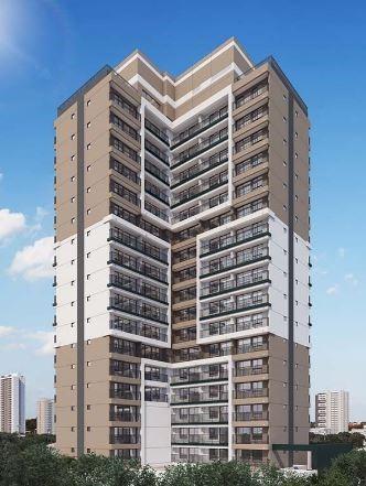 Fachada - Apartamento 1 quarto à venda Vila Madalena, São Paulo - R$ 377.834 - II-6009-14350 - 1