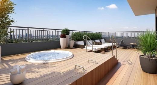 Terraco - Apartamento 1 quarto à venda Vila Madalena, São Paulo - R$ 377.834 - II-6009-14350 - 16