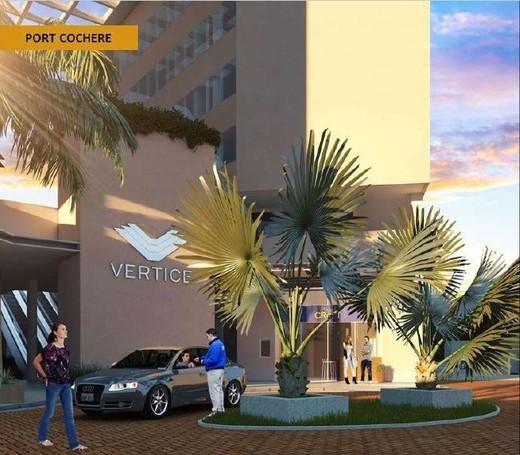 Portaria - Fachada - Vertice - Lojas - 61 - 3