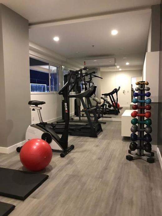 Fitness - Fachada - Seleto Residencial Olaria - 164 - 3