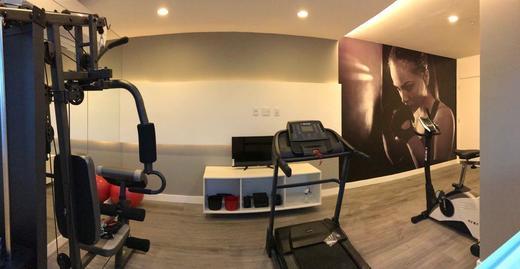 Fitness - Fachada - Seleto Residencial Olaria - 164 - 4