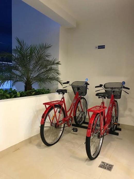 Bicicletario - Fachada - Seleto Residencial Olaria - 164 - 18
