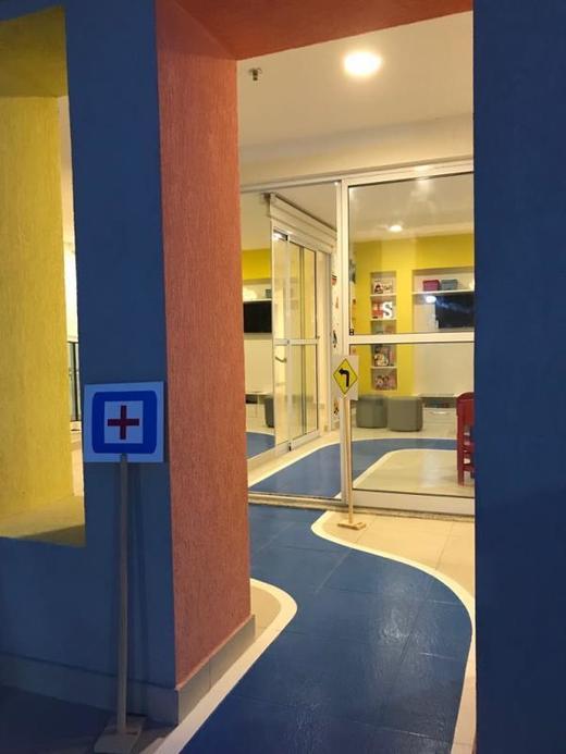 Espaco kids - Fachada - Seleto Residencial Olaria - 164 - 8