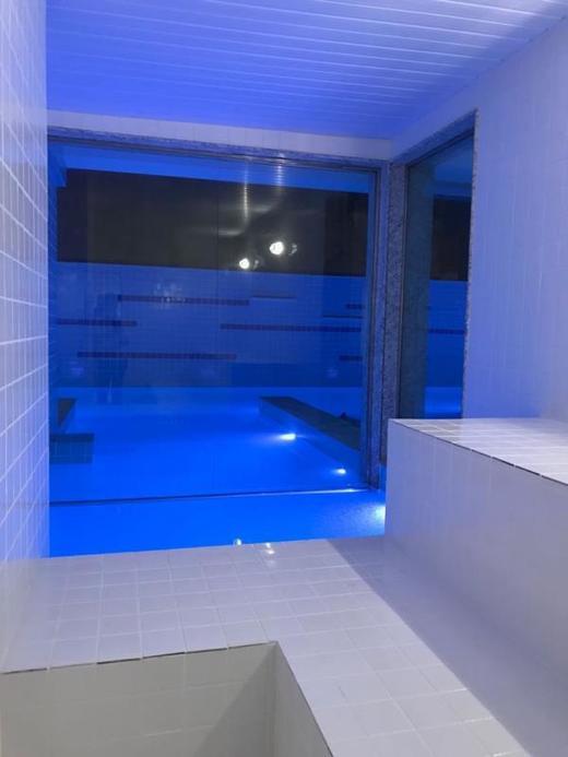 Sauna - Fachada - Seleto Residencial Olaria - 164 - 9