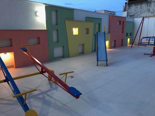Playground - Fachada - Seleto Residencial Olaria - 164 - 13