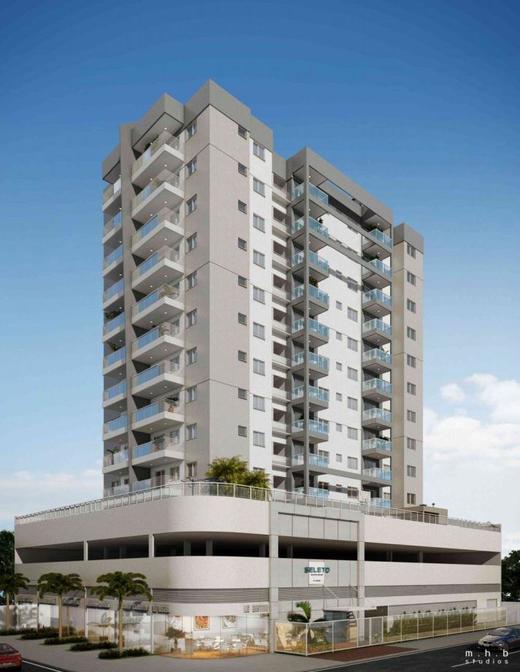 Fachada - Fachada - Seleto Residencial Olaria - Lojas - 126 - 1