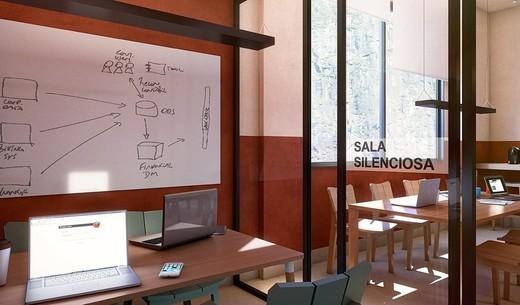 Sala de estudo - Fachada - Iluminato Botafogo - 55 - 7