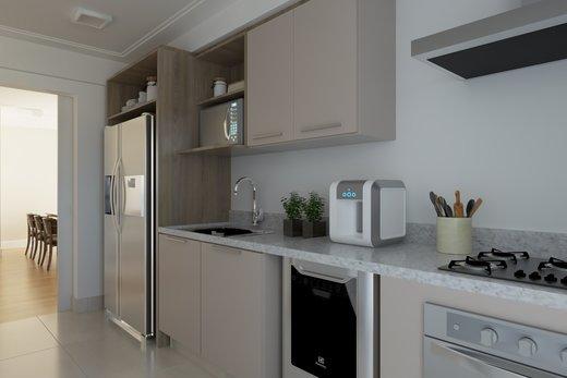 Cozinha - Apartamento 2 quartos à venda Vila Madalena, São Paulo - R$ 1.473.000 - II-6033-14400 - 4