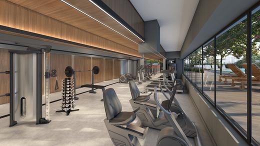 Fitness - Fachada - Breve Lançamento - Trends Brooklin - 648 - 5