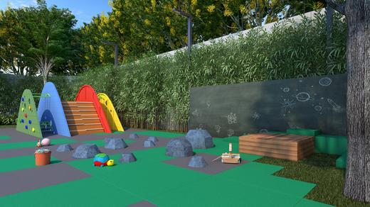 Playground - Fachada - Breve Lançamento - Trends Brooklin - 648 - 11
