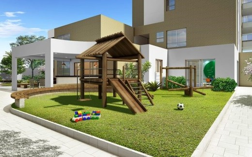 Playground - Fachada - Sphera Chácara Klabin - 649 - 9