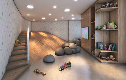 Espaco kids - Fachada - Breve Lançamento - Trends Brooklin - 648 - 8