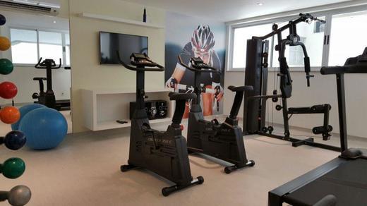 Fitness - Fachada - Melody Club Residences - 1347 - 6