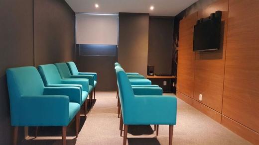Cinema - Fachada - Melody Club Residences - 1347 - 16