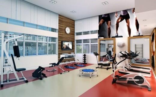 Fitness - Fachada - Sphera Chácara Klabin - 649 - 4