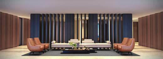 Lounge - Fachada - Breve Lançamento - Trends Brooklin - 648 - 10